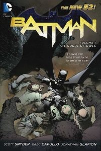 Batman The Court of Owls (The New 52) Volume 1