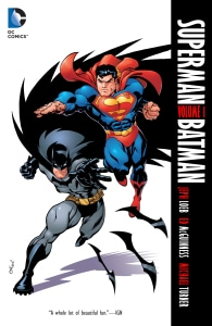 Superman Batman Public Enemies Volume 1