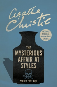 MYSTERIOUS AFFAIR AT STYLES