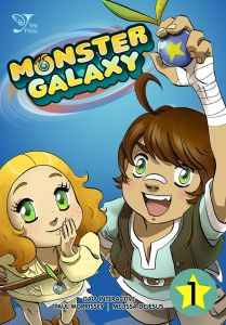 MONSTER GALAXY: VOLUME 1