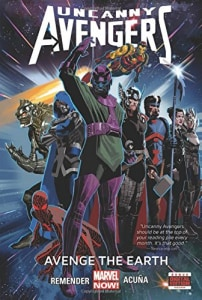 UNCANNY AVENGERS VOLUME 4: AVENGE THE EA