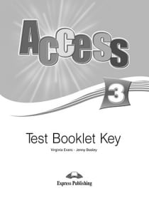 ACCESS 3 TEST KEY