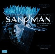 Annotated Sandman Vol. 4