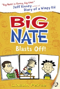 BIG NATE (8) — BIG NATE BLASTS OFF [NOT-