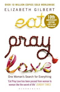 EAT, PRAY, LOVE 10TH ANNIVERSARY EDITION
