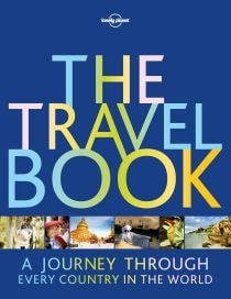 THE TRAVEL BOOK: A JOURNEY THROUGH EVERY
