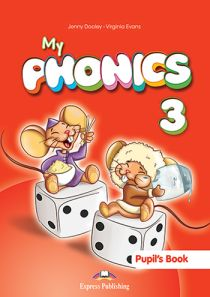 MY PHONICS 3 PUPILS BOOK (WITH CD)(INT)