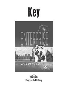 ENTERPRISE 3 + PRE-INTERM VID ACT BK KEY