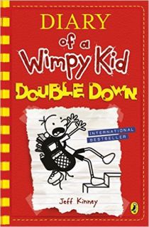 DOUBLE DOWN 11(DIARY OF A WIMPY KID)