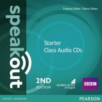 SPEAK OUT STARTER CD CLASS 2ND ED