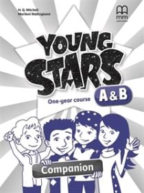 YOUNG STARS JUNIOR A & B (1 YEAR) COMP
