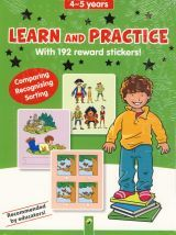 LEARN AND PRACTICE 4-5 (ΑΥΤΟΚΟΛΛΗΤΑ)