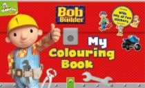 Bob the Builder: My Colouring book + stickers