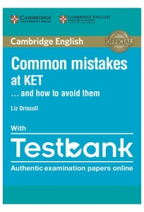 COMMON MISTAKES AT KET … (+ TESTBANK) 2