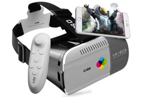 e0057b4cb258 SBS Smartphone VR Headset   Joystick - Μάσκα Εικ. Πραγματικότητας ...