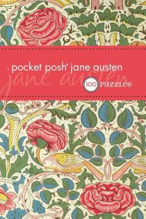 POCKET POSH JANE AUSTEN /100 PUZZLES 8 Q