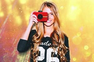 5bb8130676 Camera Polaroid Instant Snap Touch Μαύρο