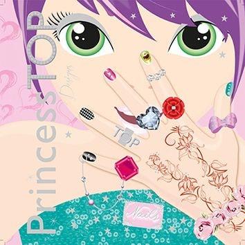 Princess Top Design Nails 2 Public