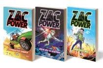 """ΣΕΤ """"ZAC POWER"""" 7,8,9"""