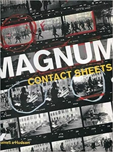 MAGNUM CONTACT SHEETS (PAPERBACK)