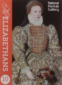 THE ELIZABETHANS (POSTCARD PACK)