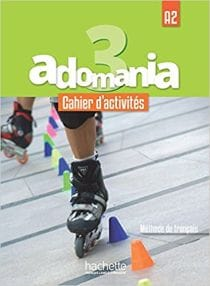 ADOMANIA 3 A2 CAHIER (+ CD AUDIO + PARCO