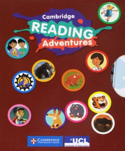 READING ADVENTURES BLUE AND GREEN BANDS