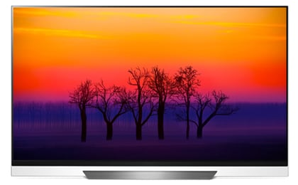 LG OLED SMART 4K TV