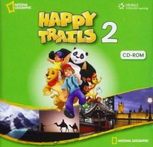 HAPPY TRAILS 2 CD-ROM