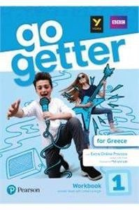 GO GETTER FOR GREECE 1 WB (+ ONLINE PRAC