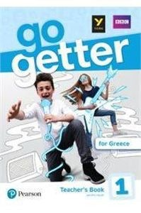 GO GETTER FOR GREECE 1 TCHRS (+ ONLINE