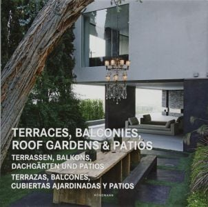 TERRACES BALCONIES ROOF GARDENS & PATIOS
