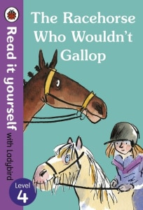 RACEHORSE WHO WOULDNT GALLOP: READ IT Y