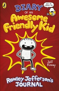 DIARY OF AN AWESOME FRIENDLY KID: ROWLEY
