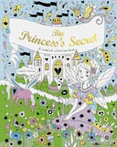 ΧΡΥΣΟ-PRINCESSS SECRET (MAG.COL.BOOK) (
