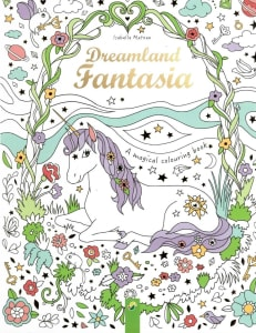 ΧΡΥΣΟ-DREAMLAND FANTASIA (MAG.COL.BOOK)