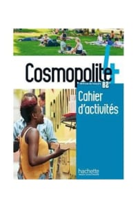 COSMOPOLITE 4 CAHIER (+AUDIO CD)