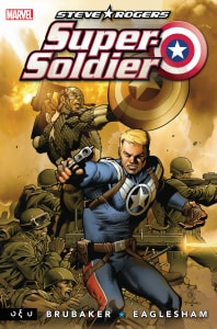 CAPTAIN AMERICA - SUPER SOLDIER