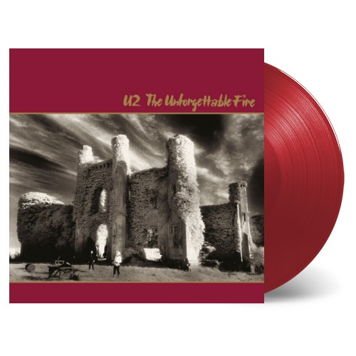 UNFORGETTABLE FIRE (COLOURED LP)