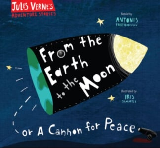 FROM THE EARTH TO THE MOON OR A CANNON F