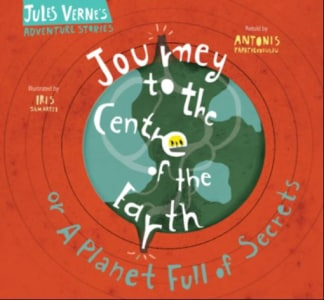 JOURNEY TO THE CENTRE OF THE EARTH OR A