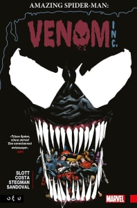 THE AMAZING SPIDER MAN - VENOM INC.
