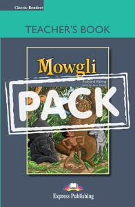 MOWGLI TEACHERS BOOK WITH BOARD GAME