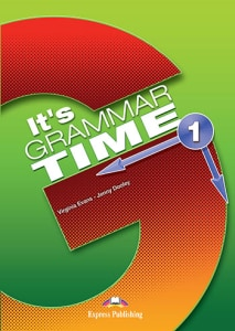 ITS GRAMMAR TIME 1 STUDENTS BOOK WITH