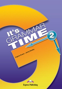 ITS GRAMMAR TIME 2 STUDENTS BOOK WITH