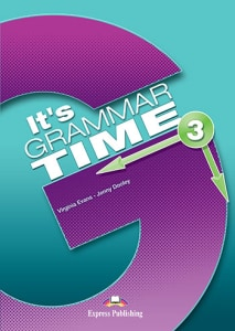 ITS GRAMMAR TIME 3 STUDENTS BOOK WITH