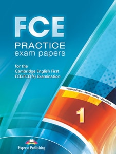 FCE PRACTICE EXAM PAPERS 1 STUDENTS BOO