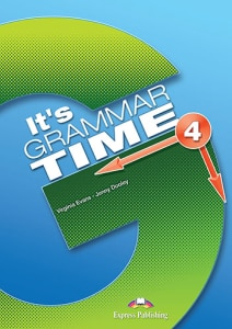 ITS GRAMMAR TIME 4 STUDENTS BOOK WITH