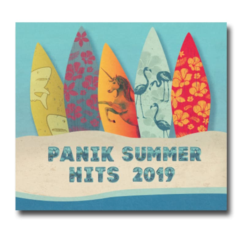 Panik Summer Hits 2019 (2 CD)