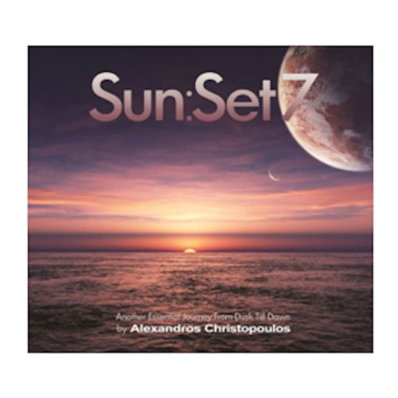 SUN:SET 7 BY ALEX CHRISTOPOULOS (2CD)